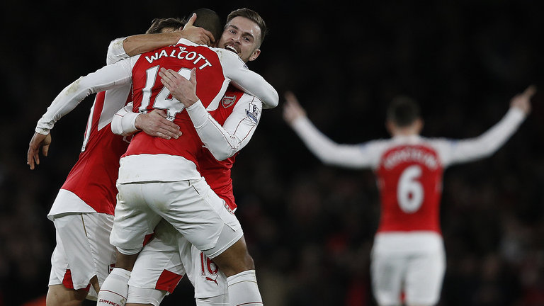 Bungkam Manchester City, Arsenal Terus Pepet Leicester City