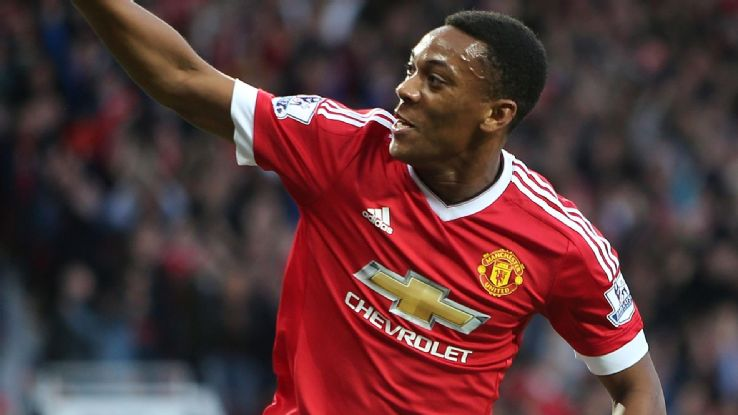 Anthony Martial Raih Titel Golden Boy Award