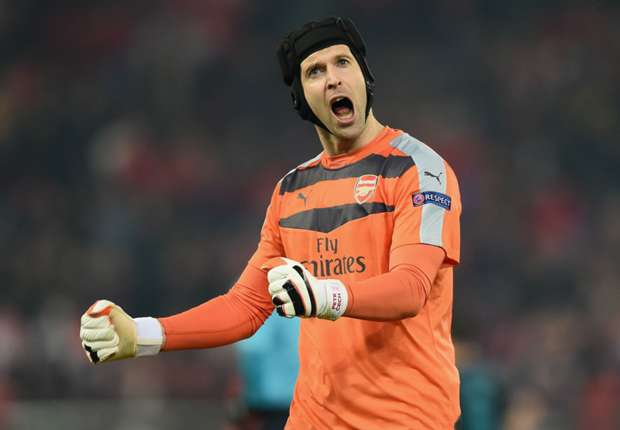 Petr Cech Cetak Rekor Clean Sheet di Premier League