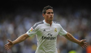 Kabar Terkini James Rodriguez di Real Madrid