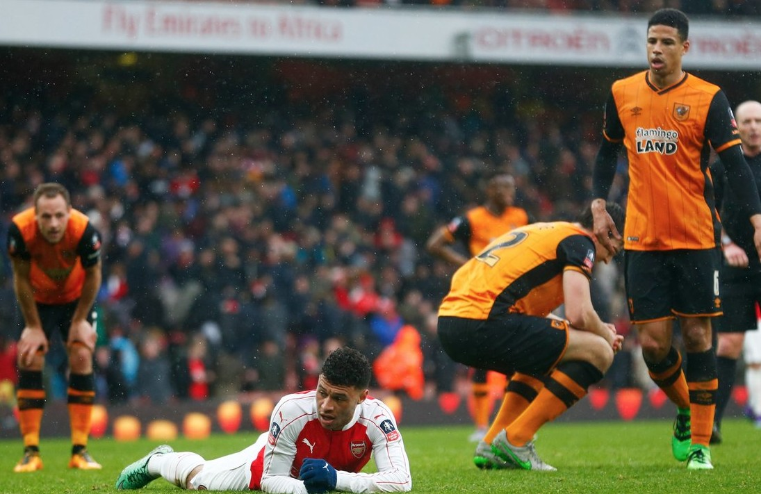 Ditahan Imbang Hull City, Arsenal Harus Lakoni Laga Reply