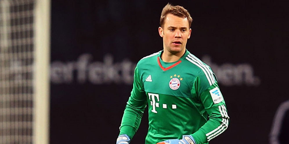 Guardiola Tepis Rumor Neuer ke City
