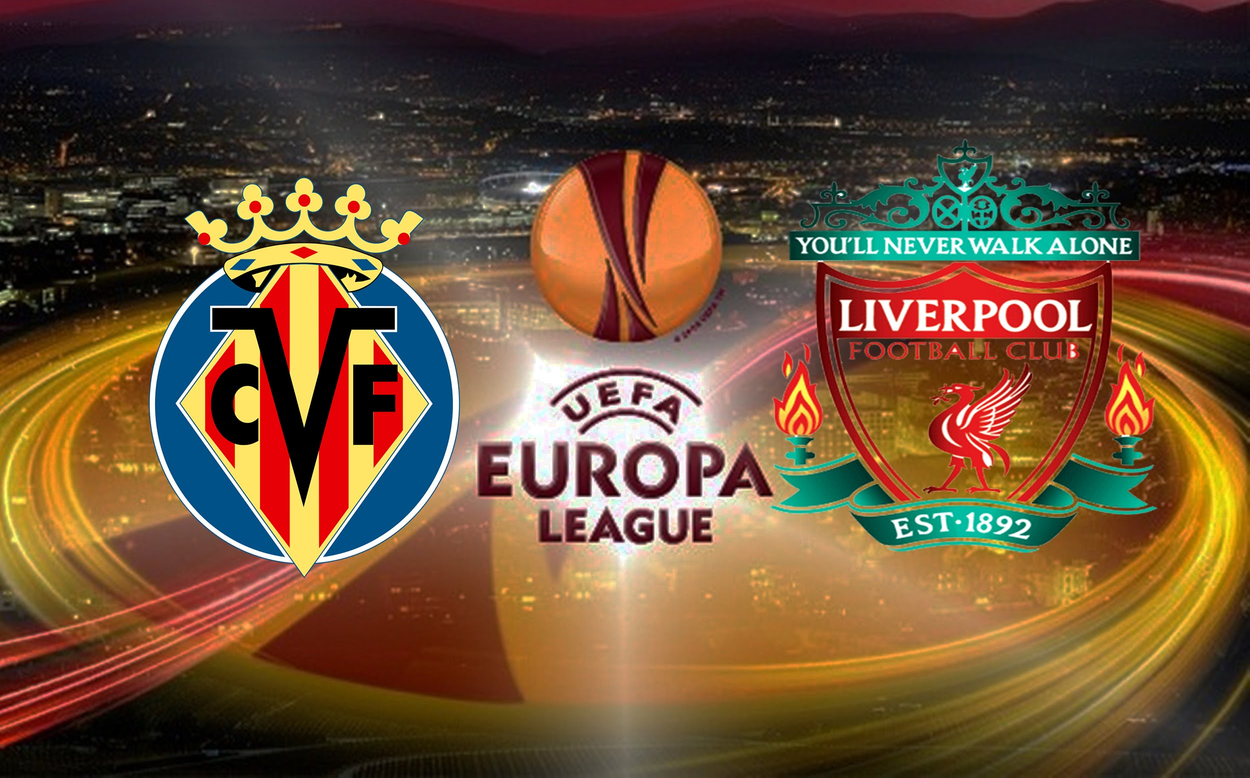 Prediksi Bola Villarreal vs Liverpool Liga Europa 29 April 2016