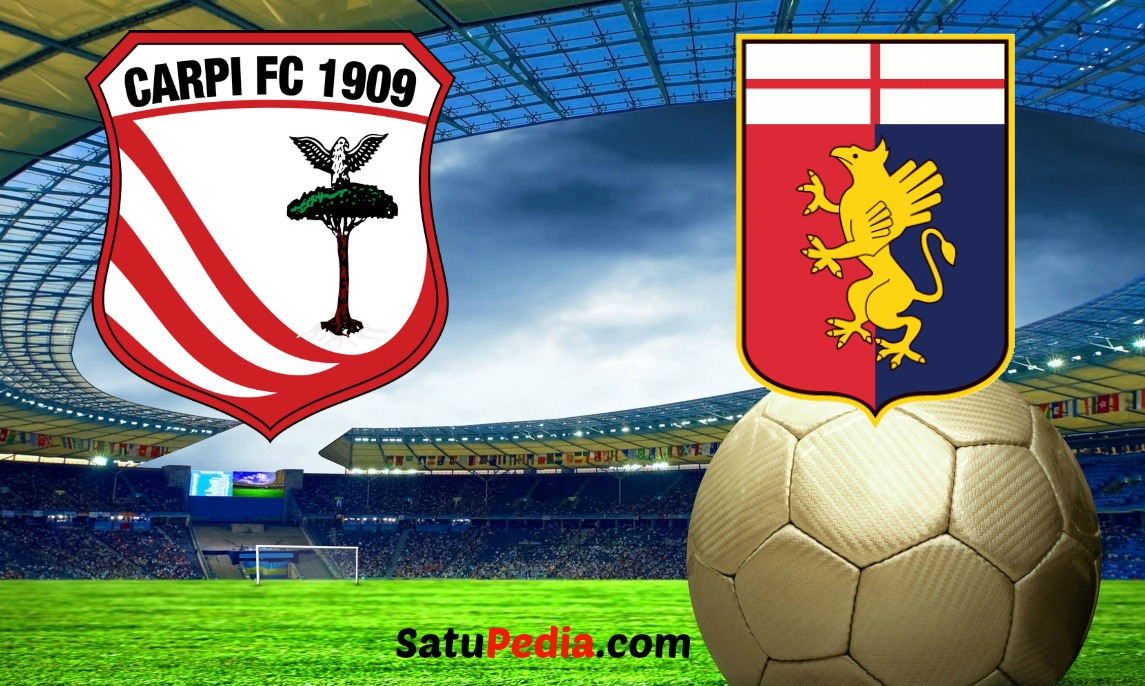 Prediksi Bola Carpi vs Genoa 16 April 2016 Liga Italia