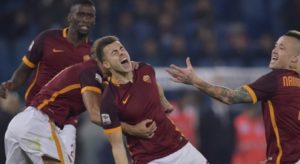 AS Roma Berniat Permanen Status El Shaarawy