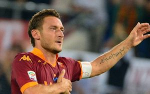 AS Roma Pertahankan Francesco Totti