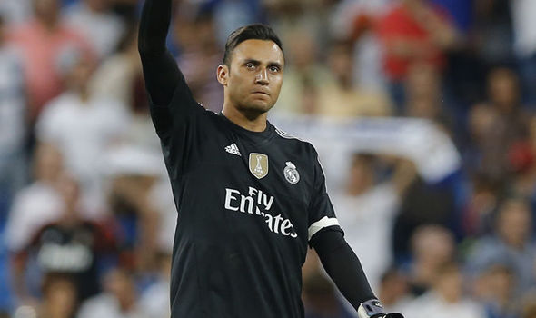 Berita Real Madrid : Navas Antusias Sambut Final Liga Champion