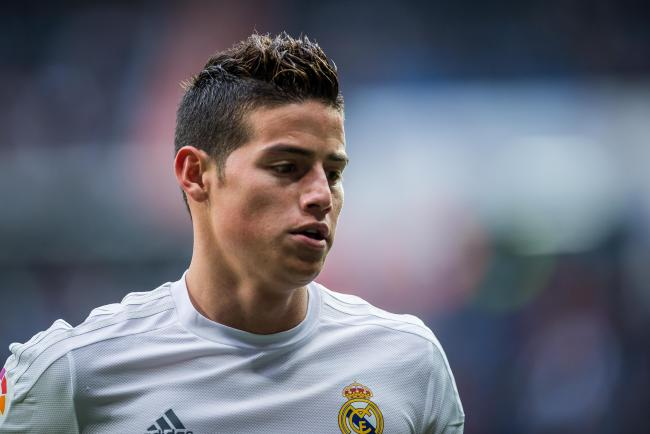 Zidane Akui Posisi James Rodriguez di Real Madrid Dilematis