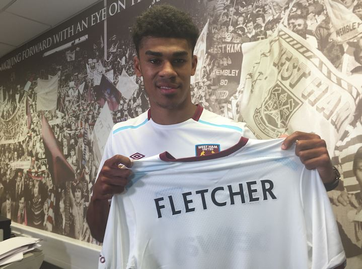Berita Transfer Pemain : Ashley Fletcher Merapat ke West Ham