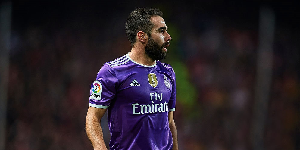 Real Madrid Bermain Imbang, Carvajal Marah