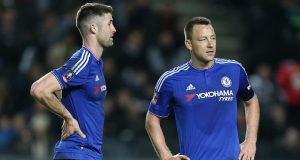Terry : Gary Cahill Pantas Menjadi Kapten Tim The Blues
