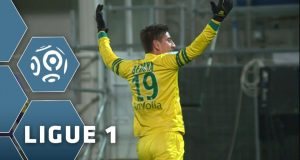 Ligue 1 : Nantes 0-1 Olympique Marseille