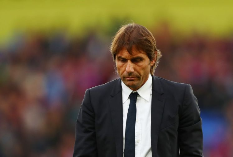 Conte Mendapat Misconduct Charge