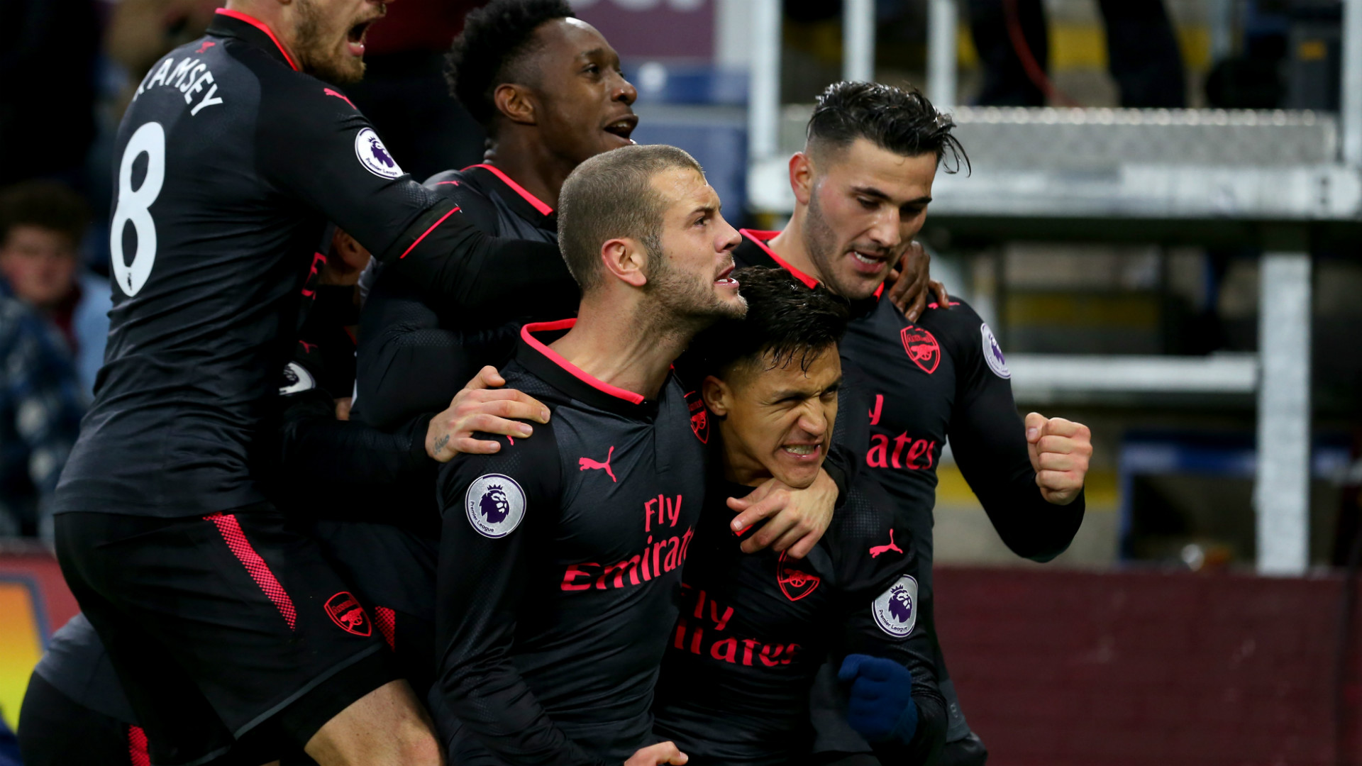 Arsenal Curi 3 Angka di Kandang Burnley Lewat Penalti
