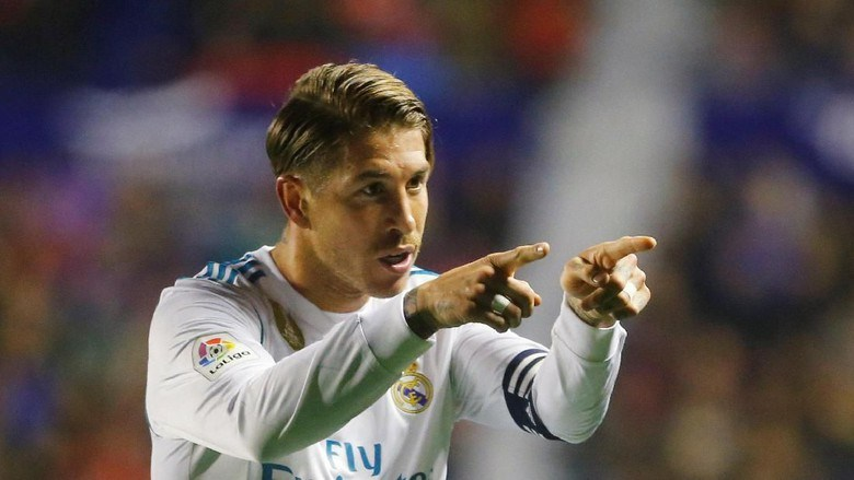 Ramos Sebut Real Madrid Tim Antik