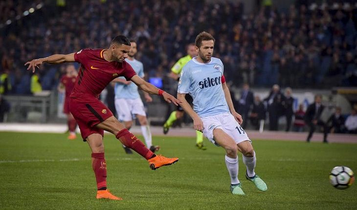 Nihil Gol di Duel Lazio vs AS Roma