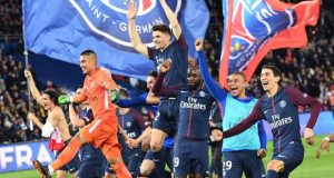 Pesta 7 Gol Ke Gawang AS Monaco, PSG Juara Ligue 1