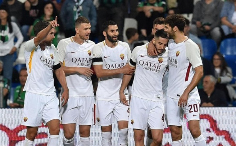 Hasil Serie A 22 Mei 2018 : Sassuolo vs AS Roma 0-1