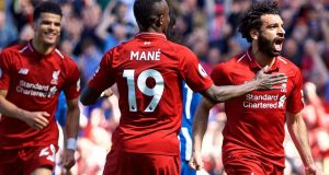 Hasil EPL 13 Mei 2018 : Liverpool vs Brighton 4-0