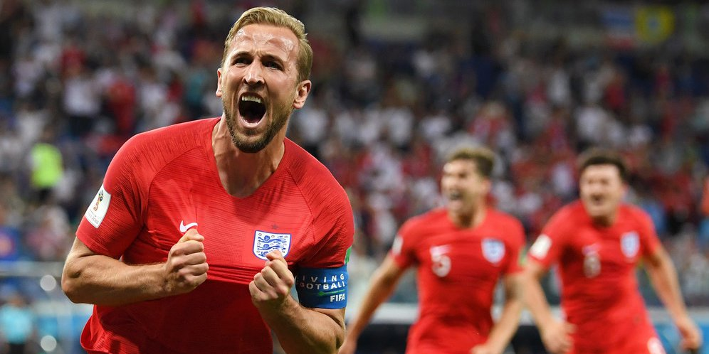 Harry Kane Puas dengan Raihan Golden Boot