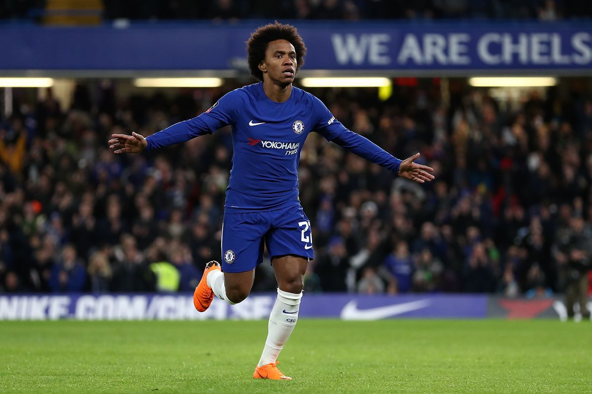 Willian Makin Percaya Diri Sejak Ditangani Sarri