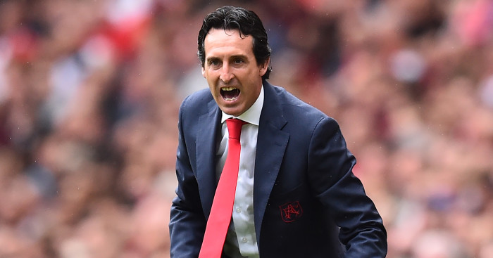 Emery Ingin Hapus Catatan Buruk Lawan Liverpool