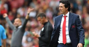 Emery Kecewa Arsenal Gagal Menang Lawan Sporting CP