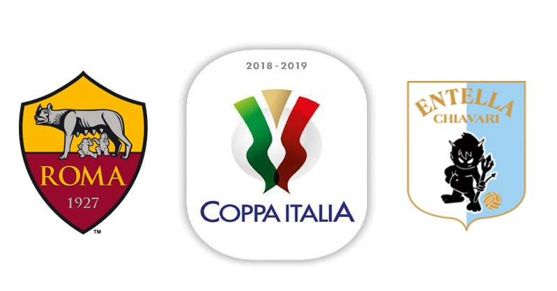 Prediksi AS Roma vs Virtus Entella, Coppa Italia 15 Januari 2019