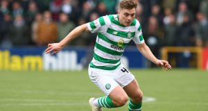 Legenda Celtic Tertawakan Rumor Liverpool Tawar James Forrest £8 Juta