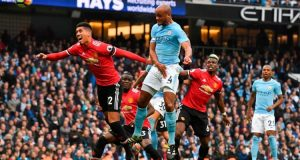 Prediksi Manchester United vs Manchester, EPL City 25 April 2019