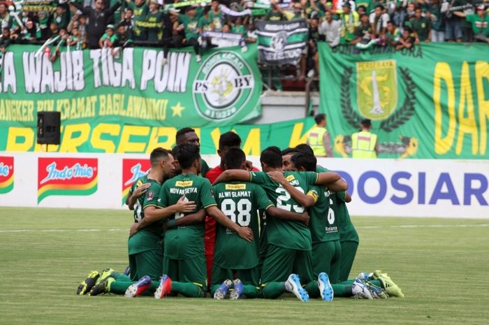 Video Streaming Persebaya vs Kalteng Putra, Liga 1 2019 Malam Ini
