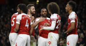 Simak Data dan Fakta Jelang Laga Arsenal vs Burnley