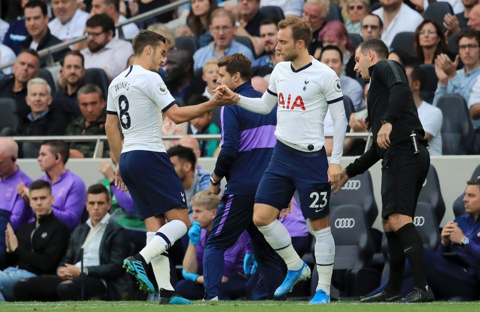 Prediksi Tottenham Hotspur vs Crystal Palace, EPL 14 September 2019