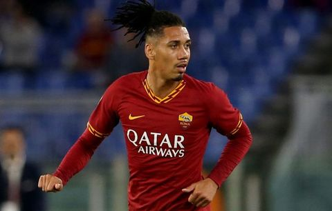 AS Roma Tak Membantah Ingin Patenkan Chris Smalling