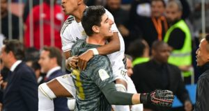 Presiden Real Madrid Puji Performa Thibaut Courtois