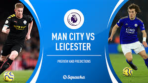 Prediksi Manchester City Vs Leicester City Epl 27 September 2020 Berita Bola 2019 Satupedia Com