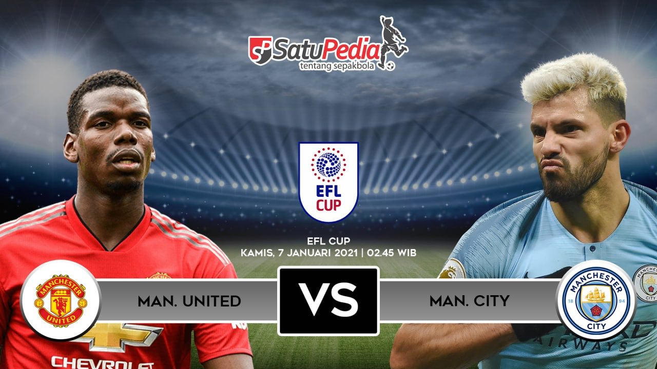 Link Live Streaming Manchester United vs Manchester City ...